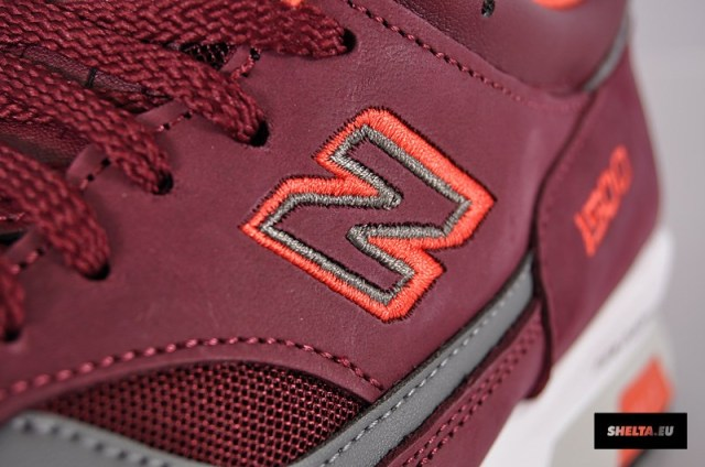 New Balance M1500BRG Burgundy Orange 1500 Made In England Titolo