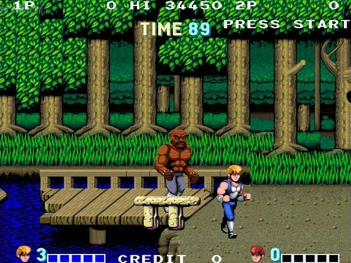Porting Double Dragon To Android & iOS | 8-Bit Beauty | Tech