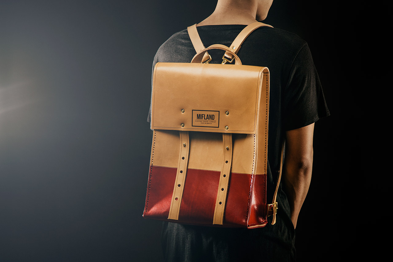 Mifland Leather Goods: AW13 Collection