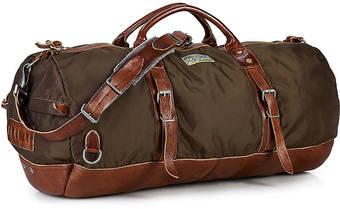 Nylon Utility Duffel - Travel Bags   Bags & Business Accessories - RalphLauren.com