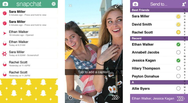 Naughty snapchat videos