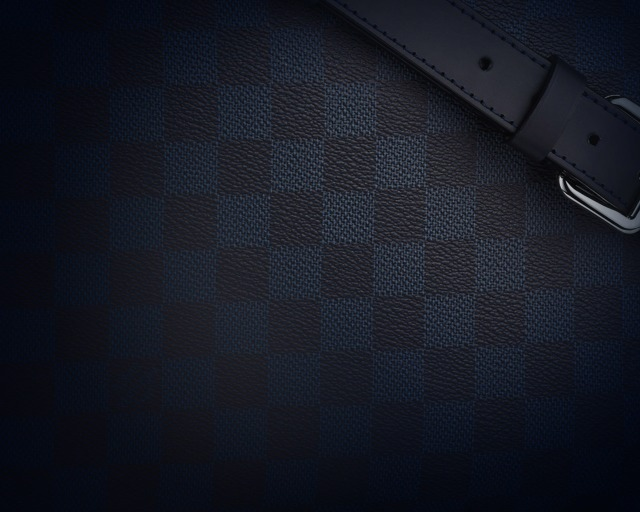 Louis Vuitton - Collections - Men - Men's Bags - Stories - THE NEW DAMIER COBALT CANVAS COLLECTION