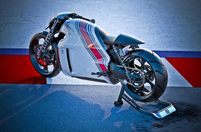 Official website of LOTUS MOTORCYCLES | C-01 | powered by motioncompany