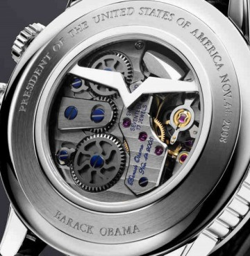 Your Complete Guide To The Watches Of United States Presidents — HODINKEE - Wristwatch News, Reviews, & Original Stories