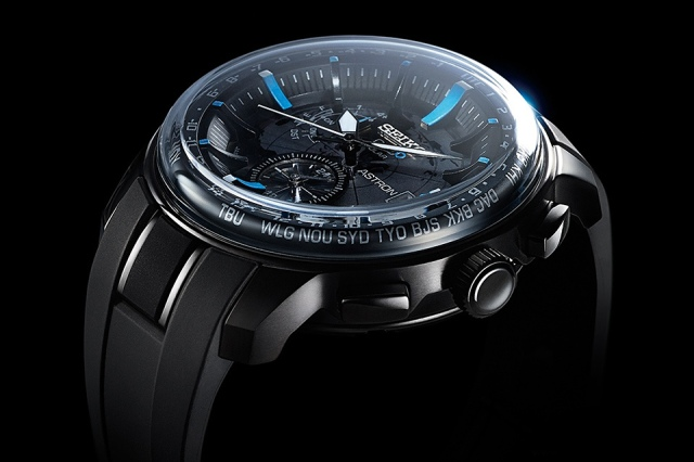 SEIKO ASTRON - SEIKO WATCH CORPORATION