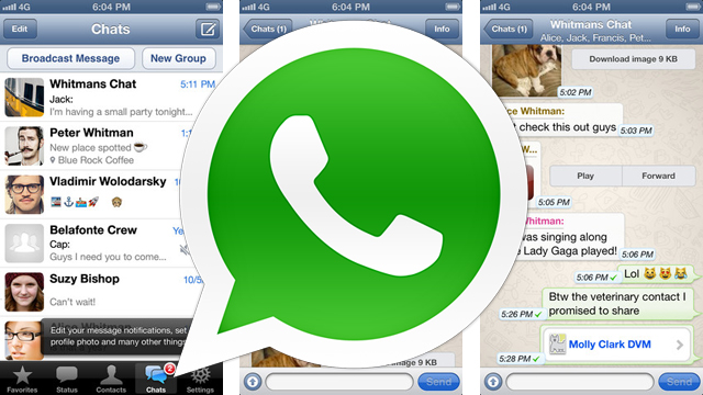 WhatsApp planning to add voice services this spring | iMore