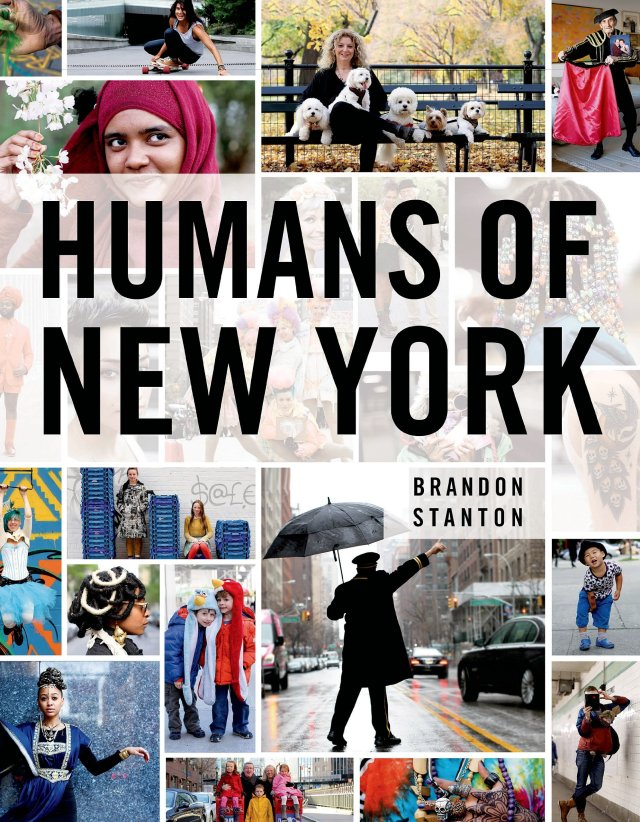 Humans of New York: Brandon Stanton: 9781250038821: Amazon.com: Books