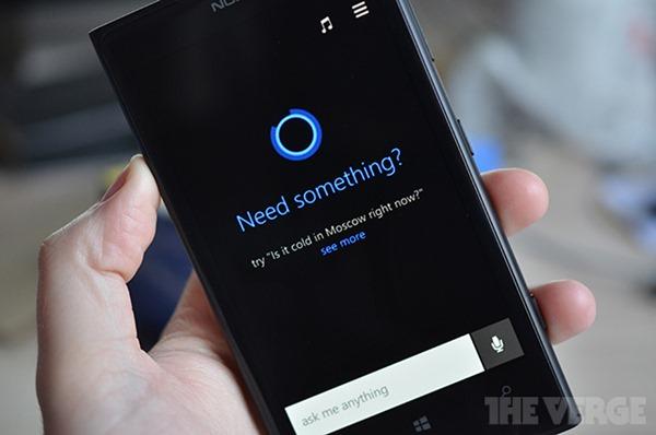 Meet Cortana, Microsoft's Siri And Google Now Competitor | Redmond Pie