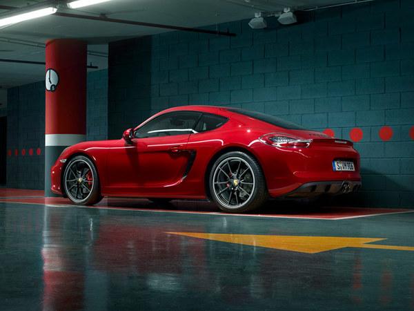Cayman GTS - All Cayman Models - All Porsche Models - Dr. Ing. h.c. F. Porsche AG