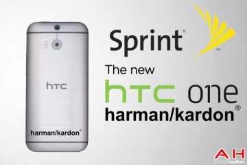 Sprint's HTC One M8 Apparently Comes With Harman/Kardon Speakers | Ubergizmo
