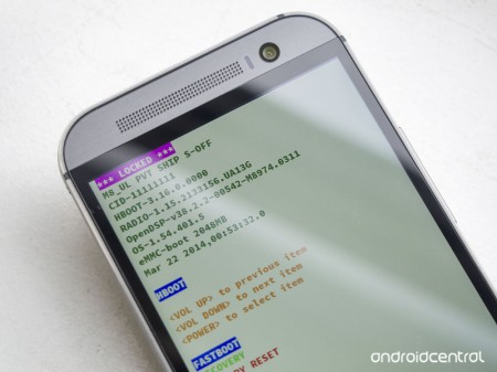 S-OFF (Unlock) For HTC One (M8) | Doin' The Dev Hustle