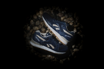 Reebok Navy/Pebble/White M40987 GL 6000 Shoe | HYPEBEAST Store