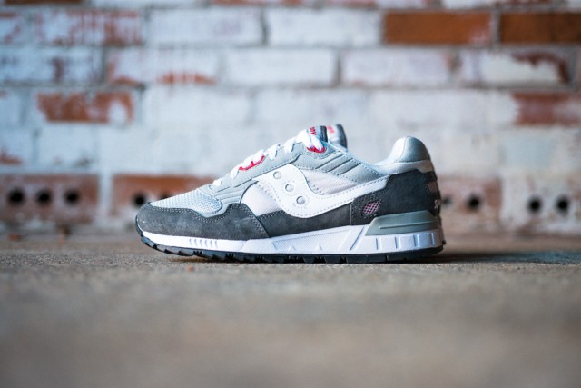 Saucony Shadow 5000- Grey - Sneaker Politics