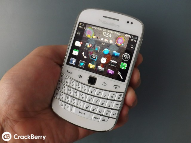 The BlackBerry Bold 9900 makes a return to ShopBlackBerry in North America | CrackBerry.com