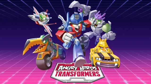 Autobirds to roll out against Deceptihogs in Angry Birds Transformers | iMore