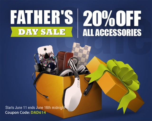 Father's Day Sale: Everything at ShopAndroid is 20% OFF! | Android Central
