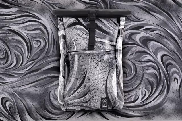 Yalta LTD Artist Series | Yalta Bag | Chrome Industries
