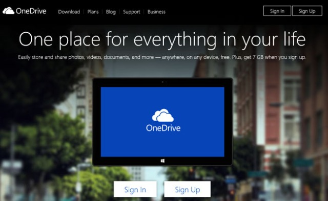 Microsoft giving away 15GB of OneDrive storage, 1TB for Office 365 users