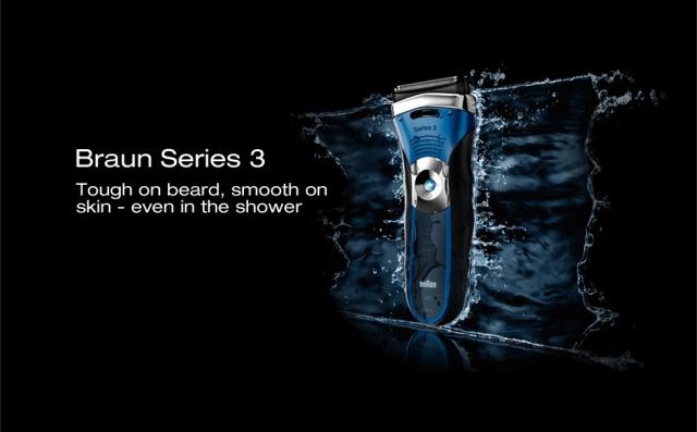 Braun 3Series 390CC-4 Shaver System