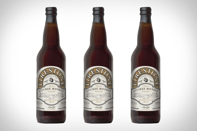 Firestone Walker Brewing Company - Stickee Monkee