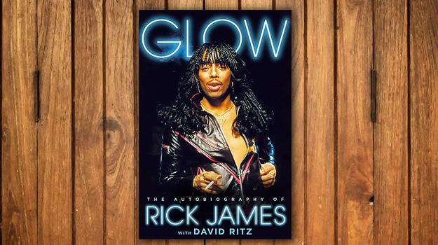 Glow: The Autobiography of Rick James: Rick James, David Ritz: 9781476764146: Amazon.com: Books