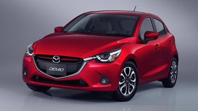 The 2016 Mazda 2 looks really good - Road & Track