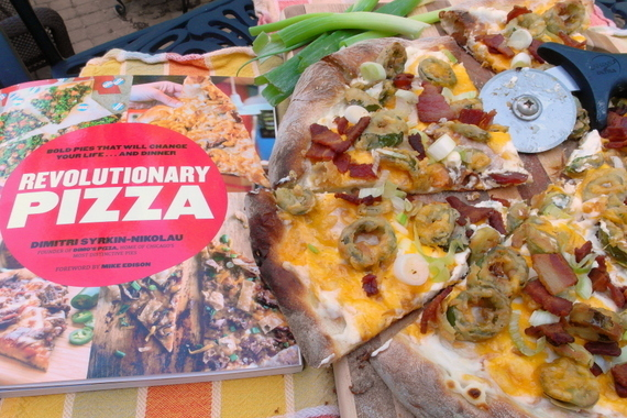 Revolutionary Pizza: Bold Pies that Will Change Your Life...and Dinner: Dimitri Syrkin-Nikolau, Mike Edison: 9781624140501: Amazon.com: Books