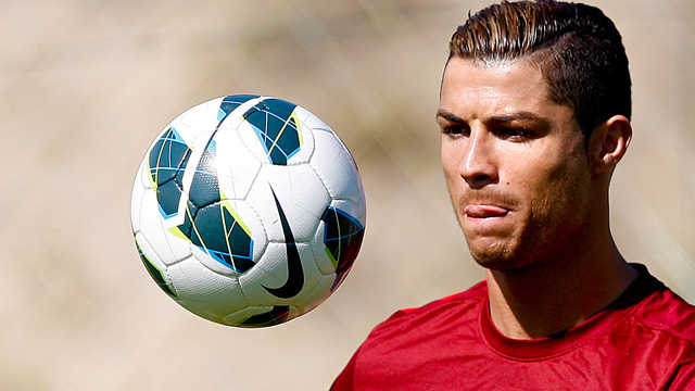 The Fittest Man Alive: Cristiano Ronaldo | Men's Health