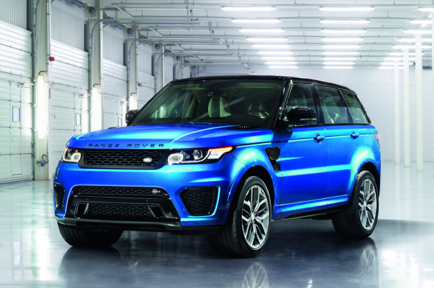SVR Protoype to Debut at the Goodwood Festival | Land Rover USA