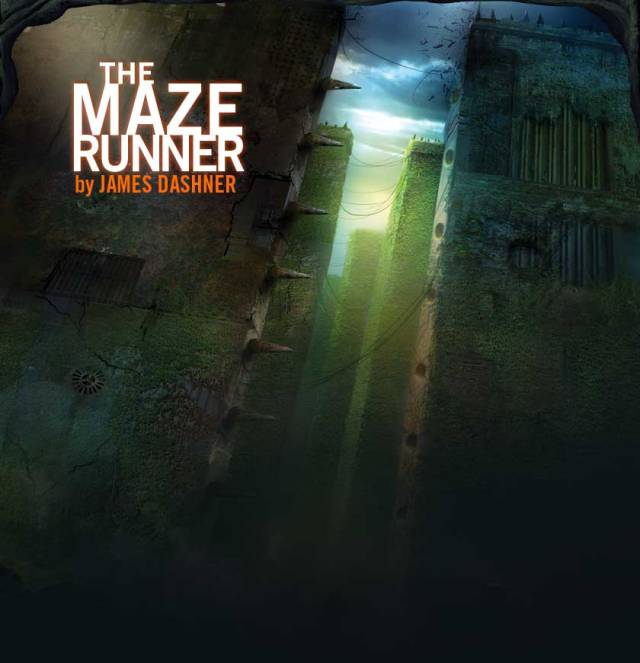 The Maze Runner (Book 1): James Dashner: 9780385737951: Amazon.com: Books
