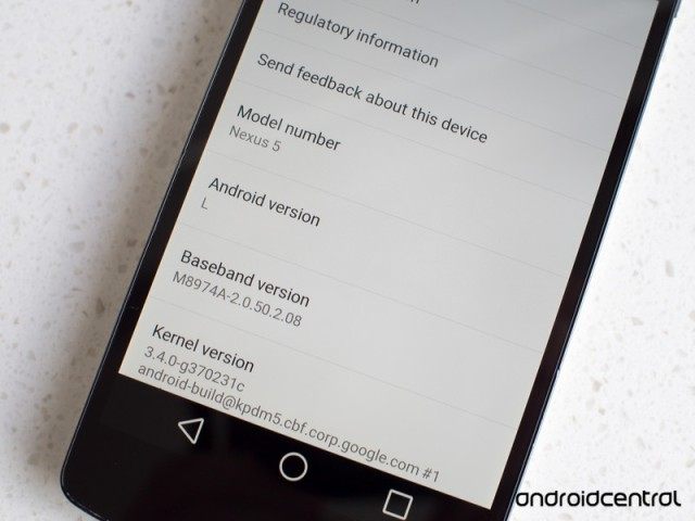 Android L phones will shut out NSA for increased privacy | Android Central