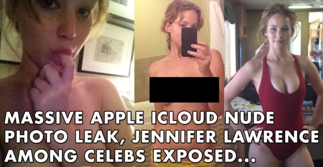 Reported iCloud hack leaks hundreds of nude celebrity photos | The Verge