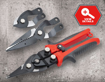 Crescent CMTS4 Switchblade Multi-Purpose Cutter - - Amazon.com