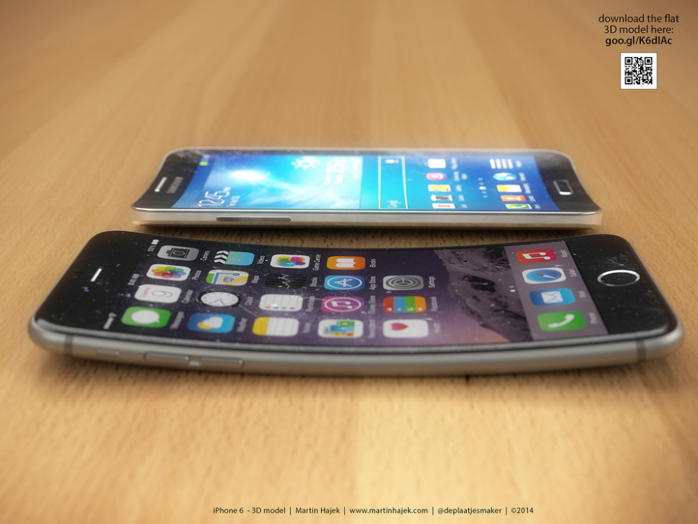 Galaxy Note Bend Test Iphone Plus