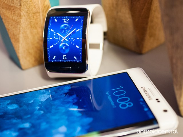 Samsung's fall onslaught: The Note 4, Note Edge, Gear S and Gear VR   Android Central