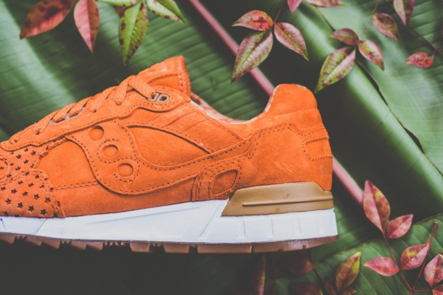 Play Cloths x Saucony Shadow 5000 - 'Strange Fruit' Orange - Sneaker Politics
