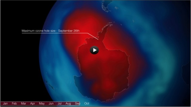 The Ozone Layer Is On The Mend | Popular Science