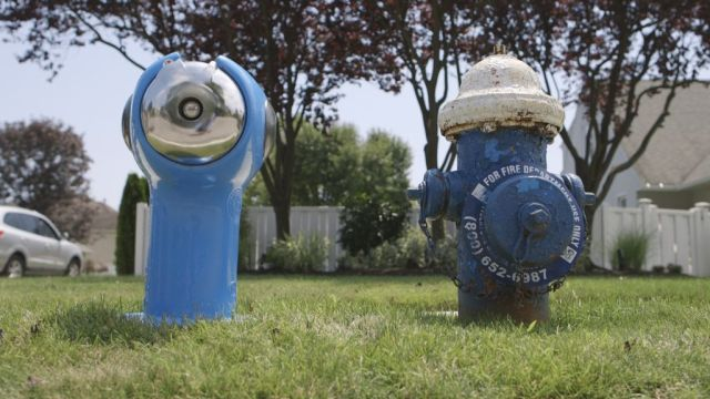 Finally, a fire hydrant for the 21st century | The Verge