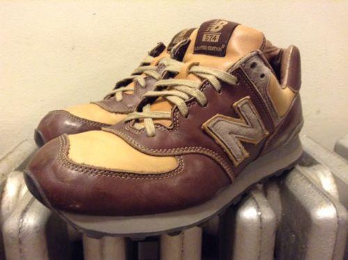 New Balance Leather 574