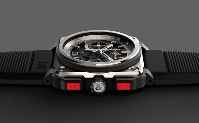 Collection Aviation BR-X1 - BR-X1 Chronographe - Bell & Ross Official Site
