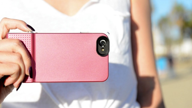 SNAP! 6 - The Easiest Way To SNAP A SHOT With Your iPhone 6 by bitplay Inc. — Kickstarter
