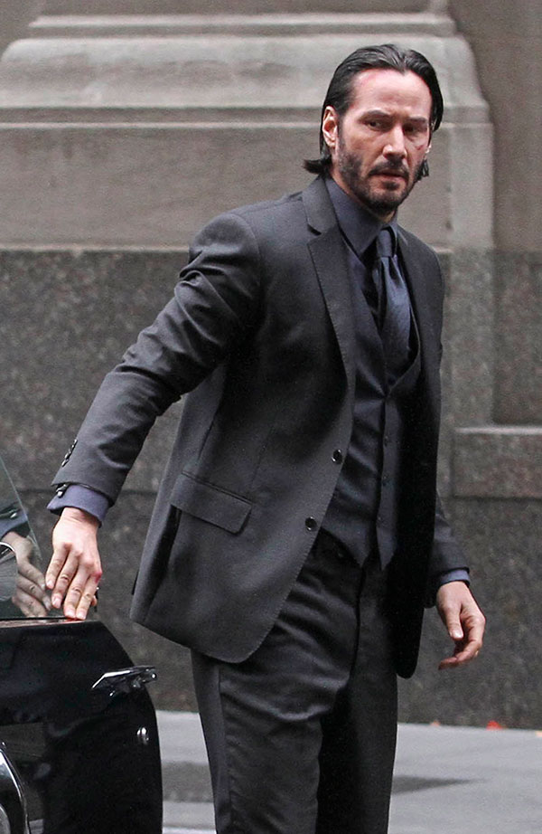 John Wick Is So Violent, So Beautiful to Look At -- Vulture